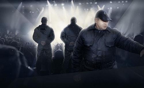 Охрана торжеств, частных мероприятий и банкетов в Харькове